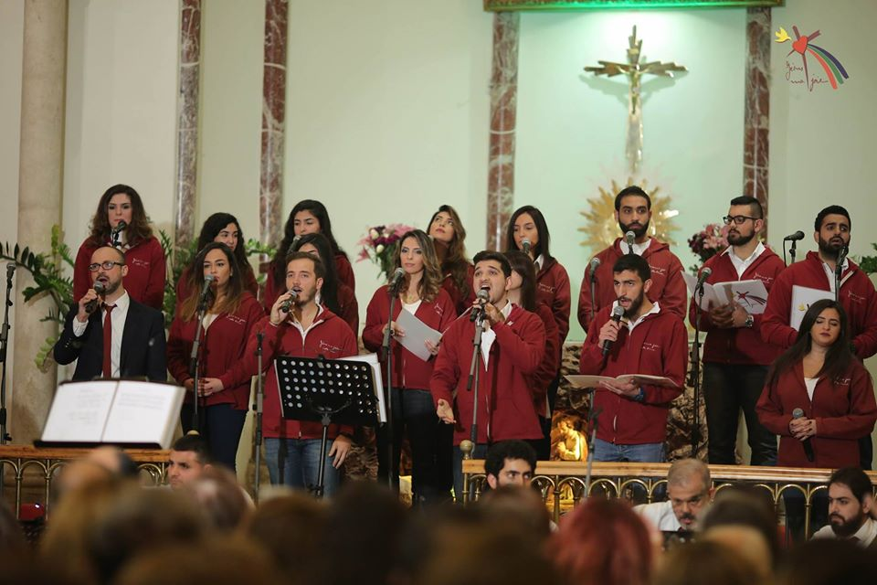 Christmas Beirut Chants 2016