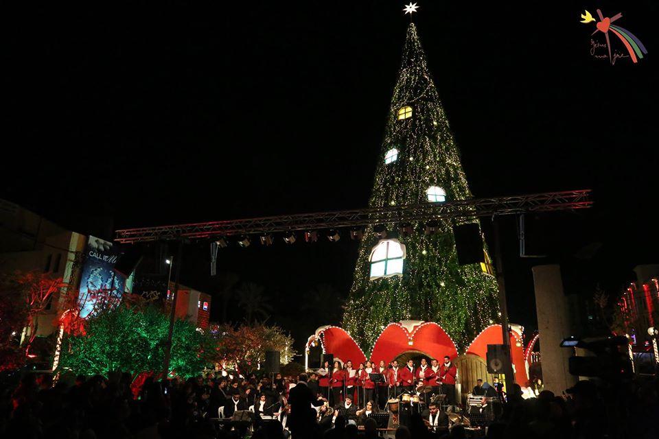 Christmas Byblos 2016