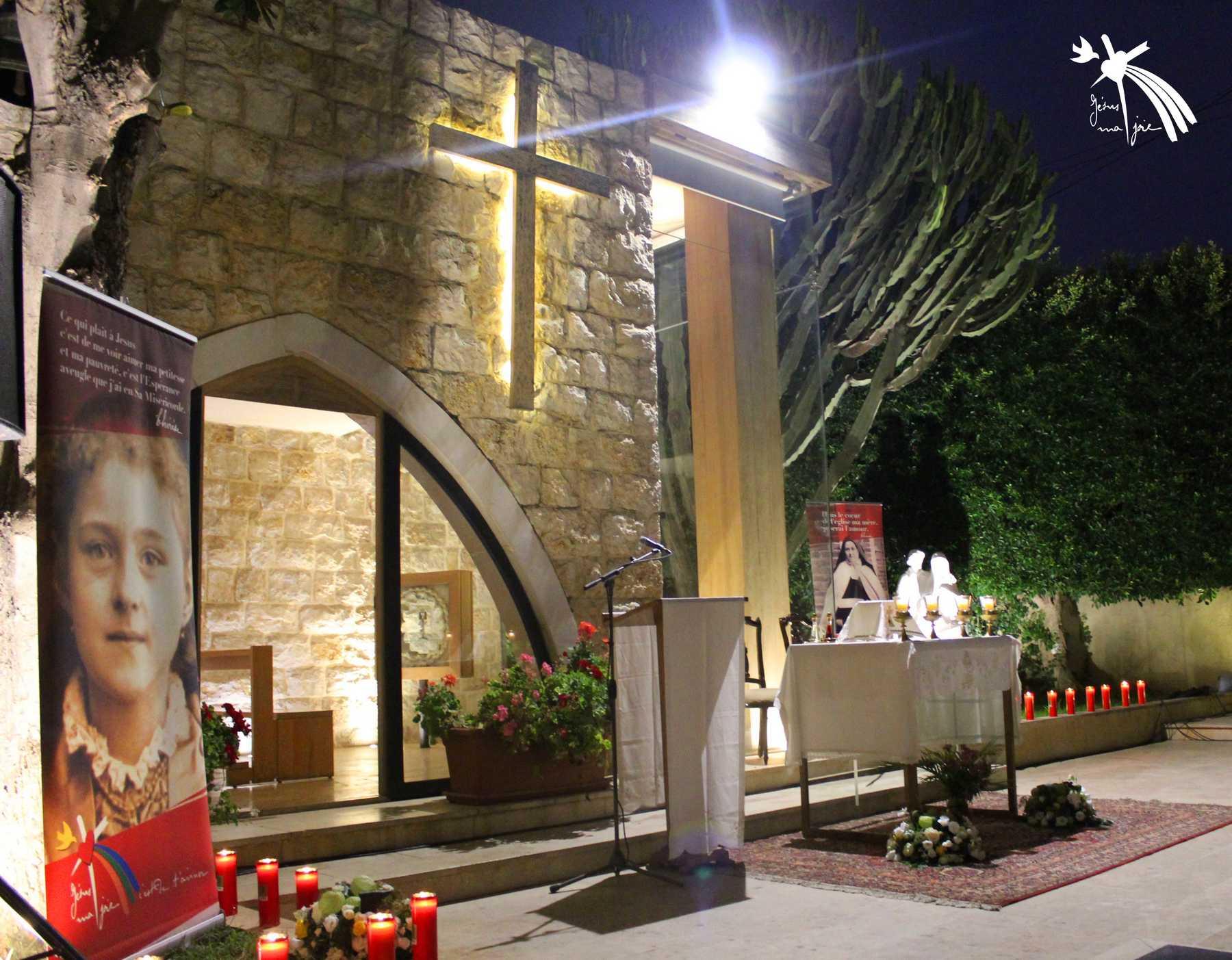 St. Thérèse Mass 2019